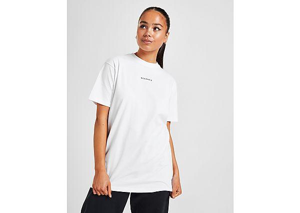 Ropa deportiva Mujer McKenzie camiseta Essential Boyfriend, White