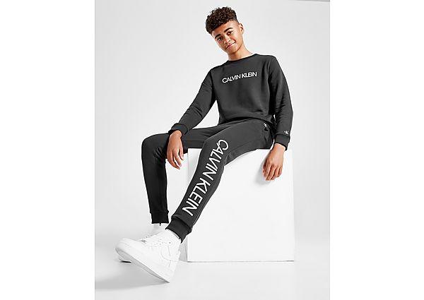 Comprar deportivas Calvin Klein sudadera Jeans Institutional Logo júnior, Black