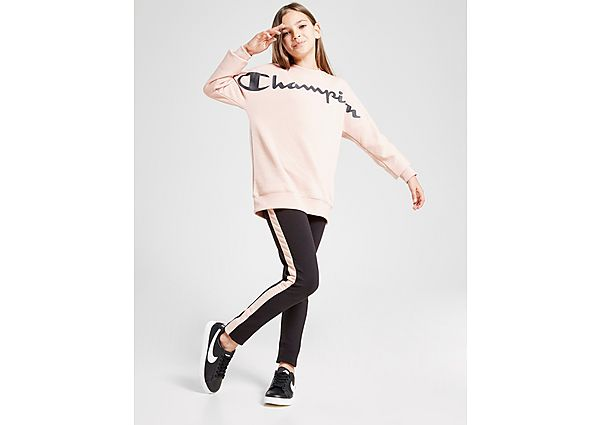 Champion Girls' Legacy Crew Sweatshirt Junior - Kind