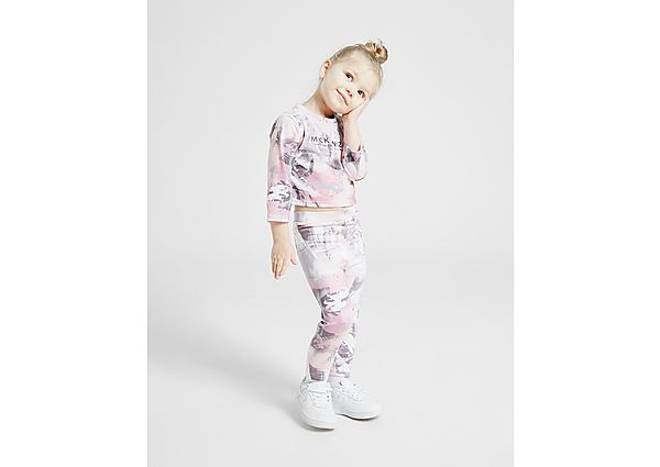 McKenzie Girls' Micro Pearl T-Shirt/Leggings Set Infant - Kind