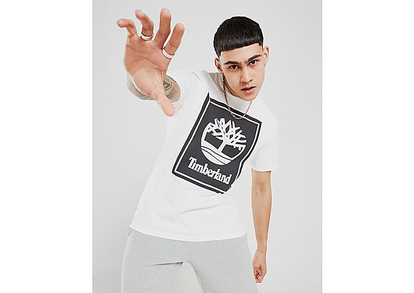 Timberland camiseta Stack Logo