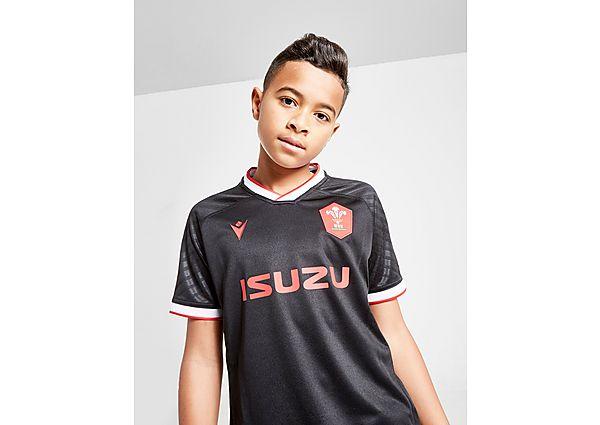 Macron Wales RU 2020/21 Replica Away Shirt Junior