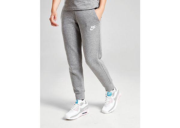 Comprar Ropa deportiva para niños online Nike pantalón de chándal Fleece júnior, Grey