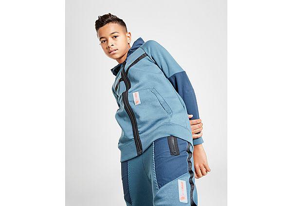Nike Air Max Fleece Full Zip Hoodie Junior - Kind
