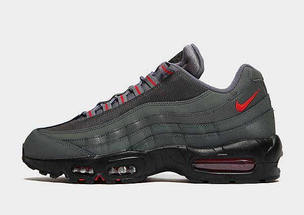 Nike Air Max 95, Grey/Red
