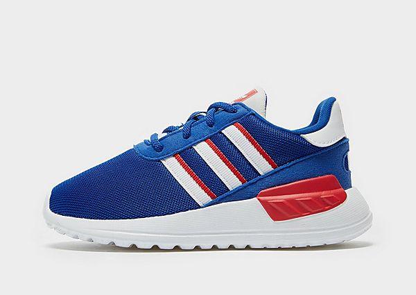 Comprar deportivas adidas Originals LA Trainer Lite para bebé, Blue/White