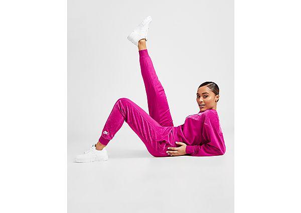 Nike Heritage Velour Joggingbroek Dames - Dames