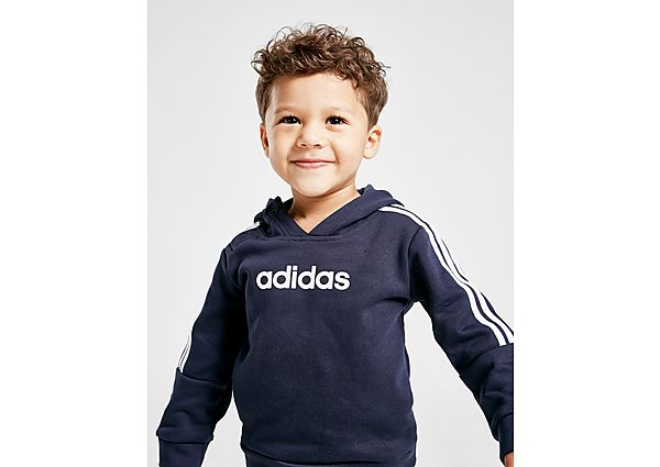 Adidas Core Overhead Tracksuit Infant  - Navy - Kind