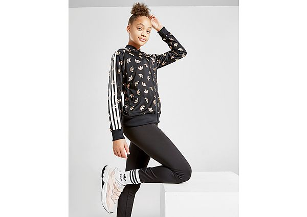 Adidas Originals Girls' SS All Over Print Track Top Junior - Kind
