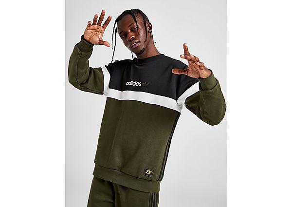 adidas Originals ZX sweatshirt met ronde hals - Heren