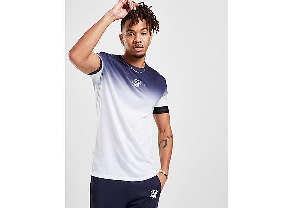 SikSilk camiseta High Fade Tape
