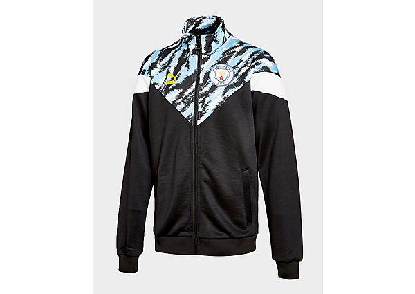 Puma chaqueta Manchester City FC Icon júnior