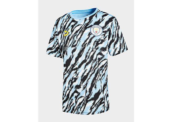 Puma camiseta Manchester City FC Icon júnior