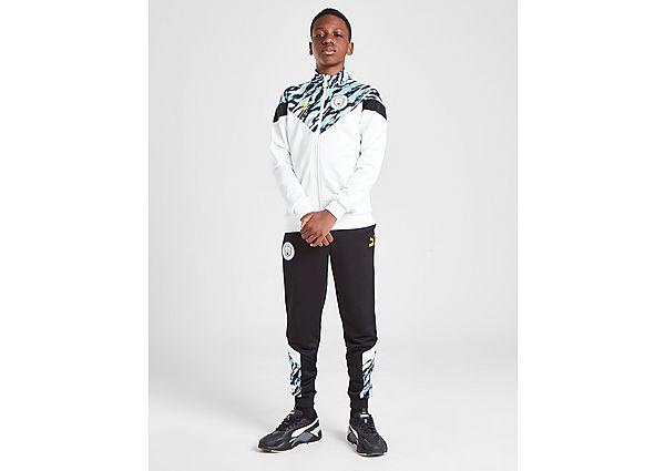 Puma pantalón de chándal Manchester City FC Icon júnior