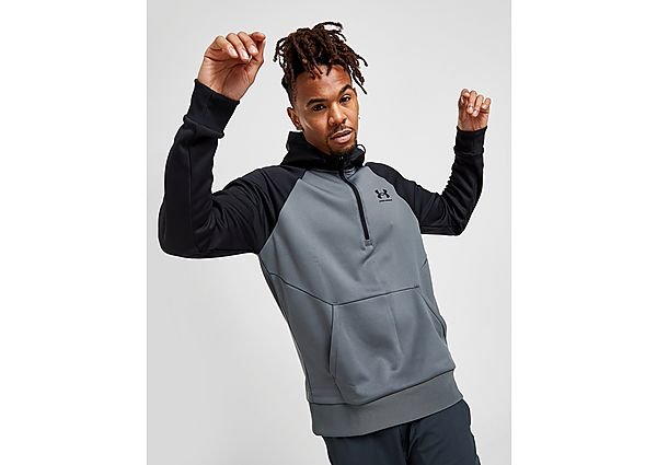 Under Armour Fleece 1/2 Zip Hoodie Heren - Heren
