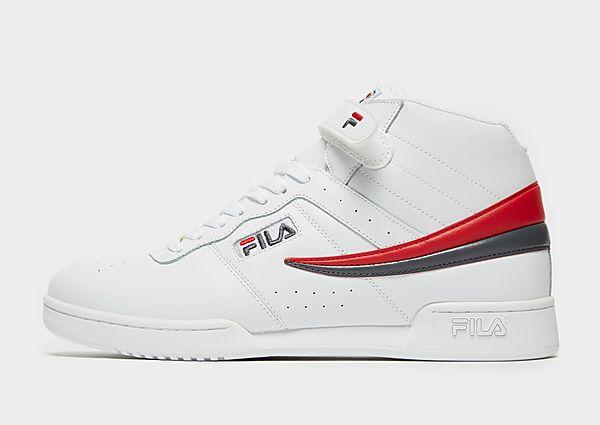 Fila F13 Heren  - White/Blue/Red - Heren