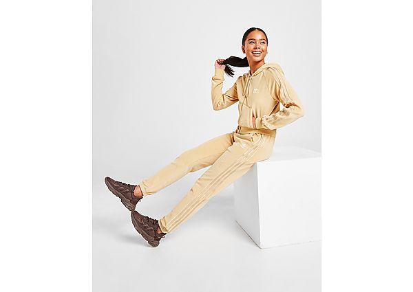 Ropa deportiva Mujer adidas Originals 3-Stripes Velour Slim Joggers