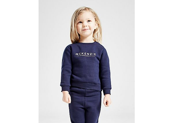 Comprar Ropa deportiva para niños online McKenzie Girls' Micro Essential Crew Tracksuit Infant