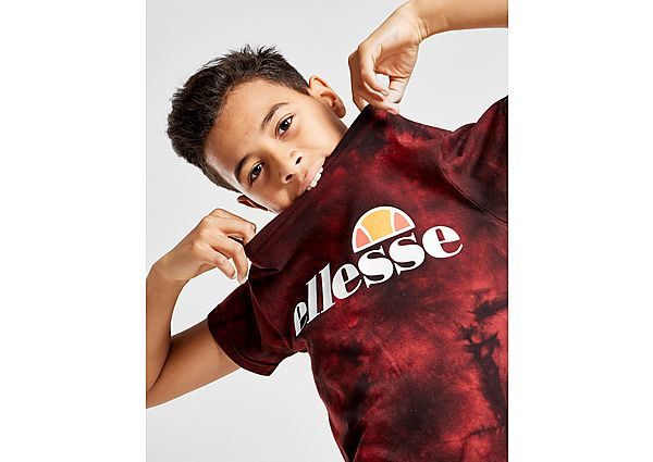 Comprar Ropa deportiva para niños online Ellesse Kavla Tie Dye T-Shirt Junior