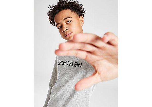 Comprar deportivas Calvin Klein Girls' Institutional Logo Hoodie Junior