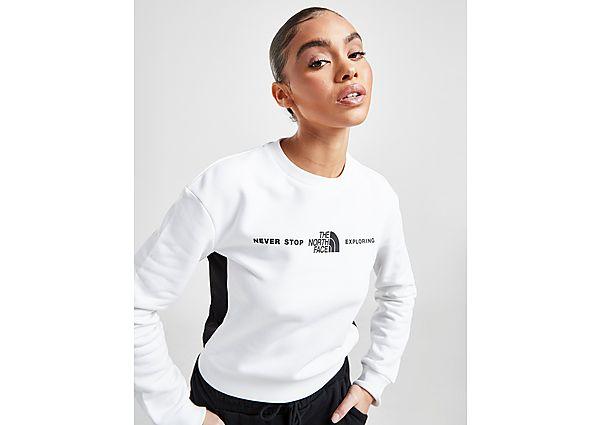 Ropa deportiva Mujer The North Face Mesh Crew Sweatshirt
