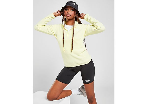 The North Face Glacier 1/4 Zip Top - Dames