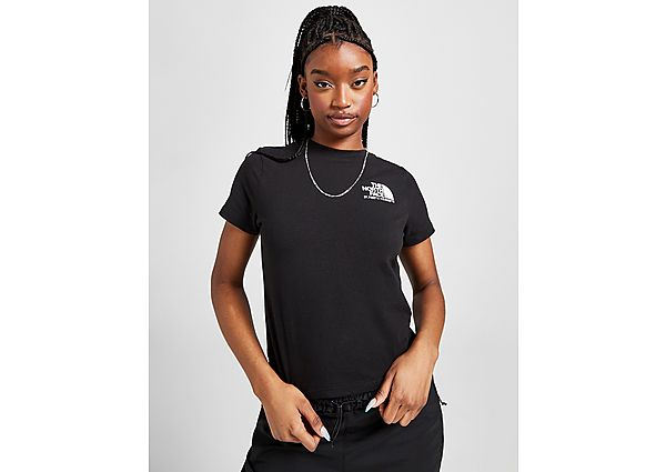 Ropa deportiva Mujer The North Face camiseta Crop Coordinates