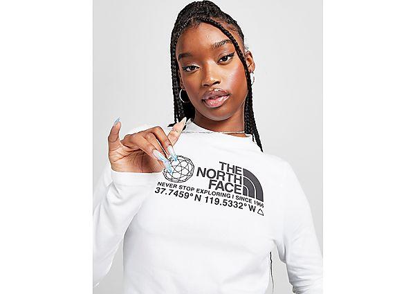 Ropa deportiva Mujer The North Face camiseta de manga larga Coordinates