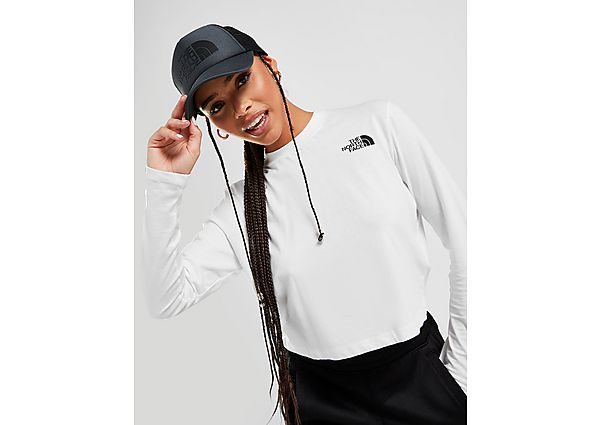 Ropa deportiva Mujer The North Face Long-Sleeve Crop T-Shirt