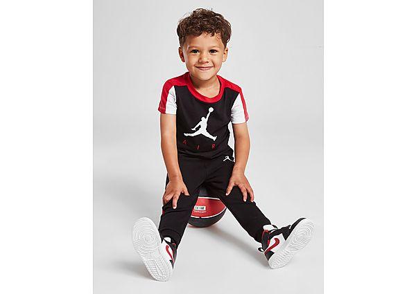Comprar Ropa deportiva para niños online Jordan conjunto camiseta/pantalón Jumpman para bebé
