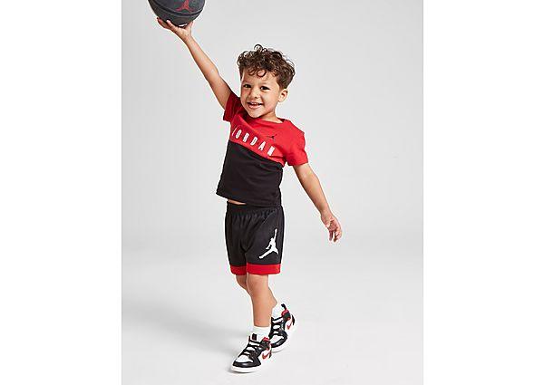 Comprar Ropa deportiva para niños online Jordan conjunto camiseta/pantalón corto Jumpman Air