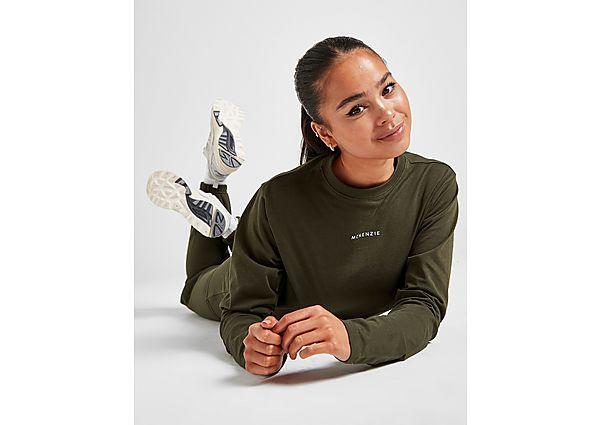 Ropa deportiva Mujer McKenzie camiseta de manga larga Essential