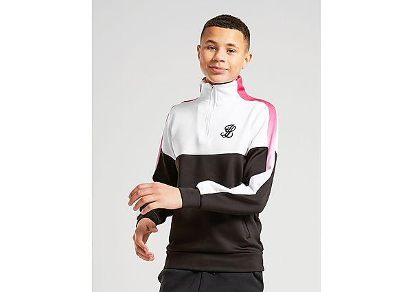Comprar deportivas ILLUSIVE LONDON Poly Cut & Sew 1/4 Zip Top Junior