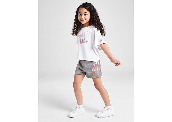 Comprar Ropa deportiva para niños online Nike Girls' Sportswear French Terry Shorts Children