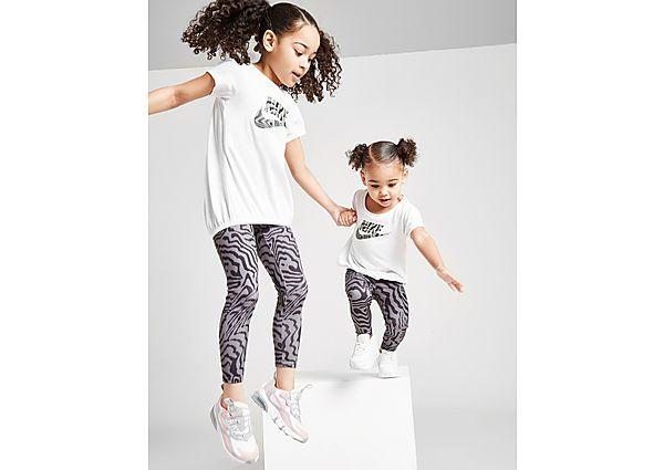 Nike Girls' Zebra T-Shirt/Legging Set Children - Kind