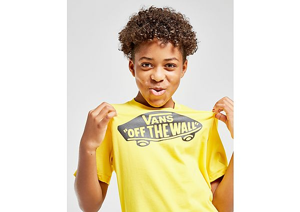 Vans Off The Wall T-shirt Junior - Kind