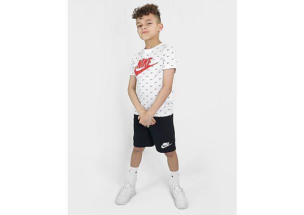 Comprar Ropa deportiva para niños online Nike Swoosh All Over Print T-Shirt/Shorts Set Children