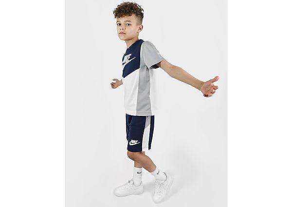 Comprar Ropa deportiva para niños online Nike conjunto camiseta/pantalón corto Hybrid infatil