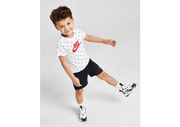 Comprar Ropa deportiva para niños online Nike Swoosh All Over Print T-Shirt/Shorts Set Infant