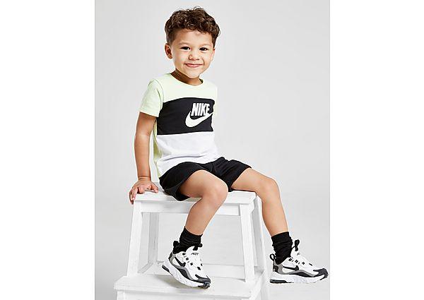Nike Sportswear Colour Block T-Shirt/Shorts Set Infant - Kind