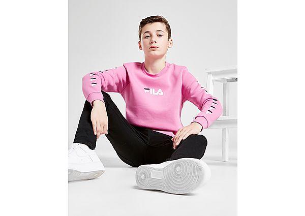Comprar deportivas Fila Sebastian Repeat Fleece Crew Sweatshirt Junior
