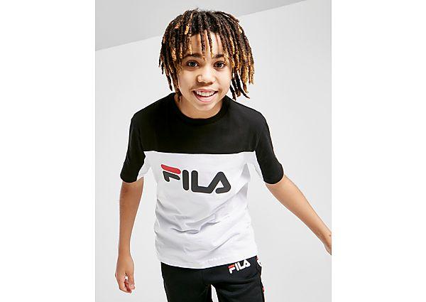 Comprar Ropa deportiva para niños online Fila Lucas Repeat F Logo T-Shirt Junior
