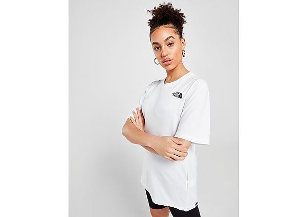 Ropa deportiva Mujer The North Face camiseta Back Graphic Boyfriend