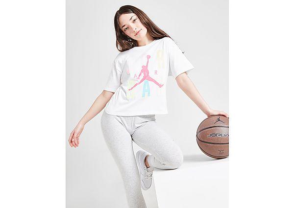 Comprar Ropa deportiva para niños online Jordan Girls' Air Short Sleeve Graphic T-Shirt Junior