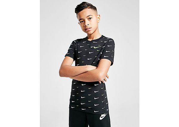 Comprar Ropa deportiva para niños online Nike camiseta Swoosh All Over Print júnior