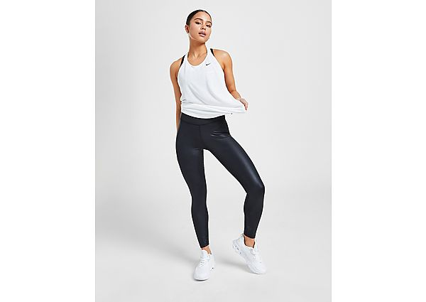 Calzoncillos Deportivos Nike Training One Faux Leather Tights