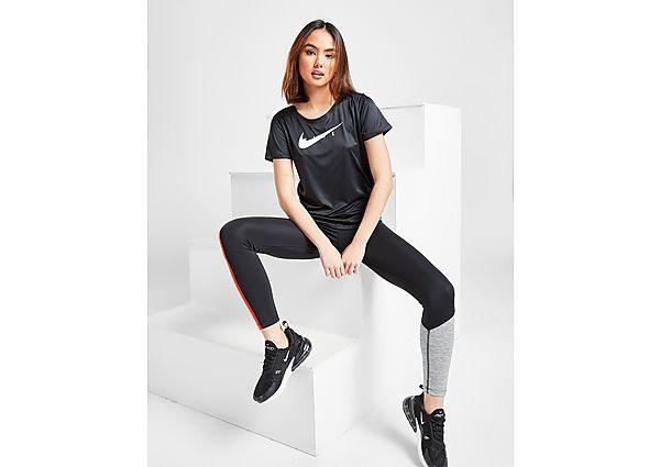 Ropa deportiva Mujer Nike camiseta Running Swoosh