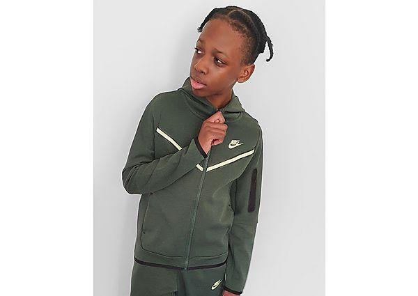 Comprar deportivas Nike chaqueta con capucha Tech Fleece júnior
