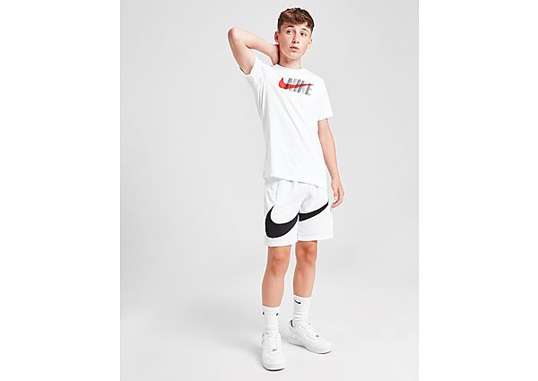 Comprar Ropa deportiva para niños online Nike pantalón corto Hybrid Basketball júnior
