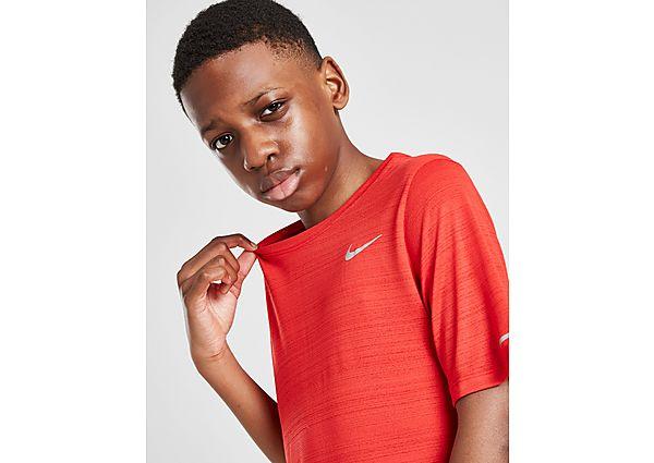 Comprar Ropa deportiva para niños online Nike camiseta Miler júnior